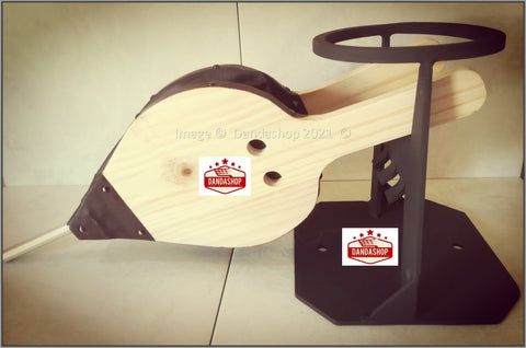 Brown Bellows & Woodsplitter Combo.. Hand made in SA!!