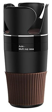 Car storage cup -  black