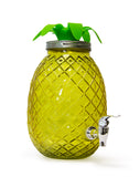 Fine Living Funky Fest Pineapple Beverage dispenser