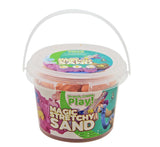 Magic Stretchy Sand 1kg - ORANGE