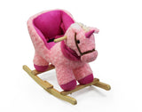 Jeronimo Rocking Animal Seat - Unicorn - New