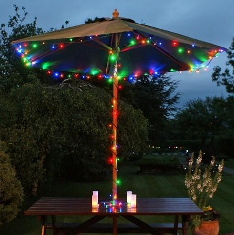 Solar Fairy Lights 17M - Party Holiday Decor Lighting