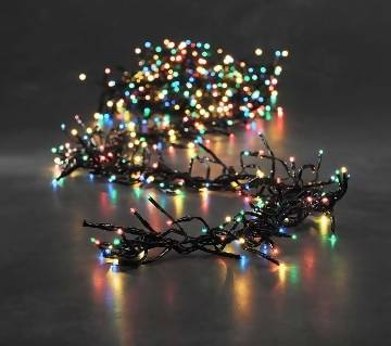 Fairy Lights Solar 17M White - Party Holiday Decor Lighting