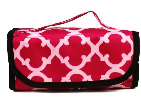 Roll Up Cosmetic Bags