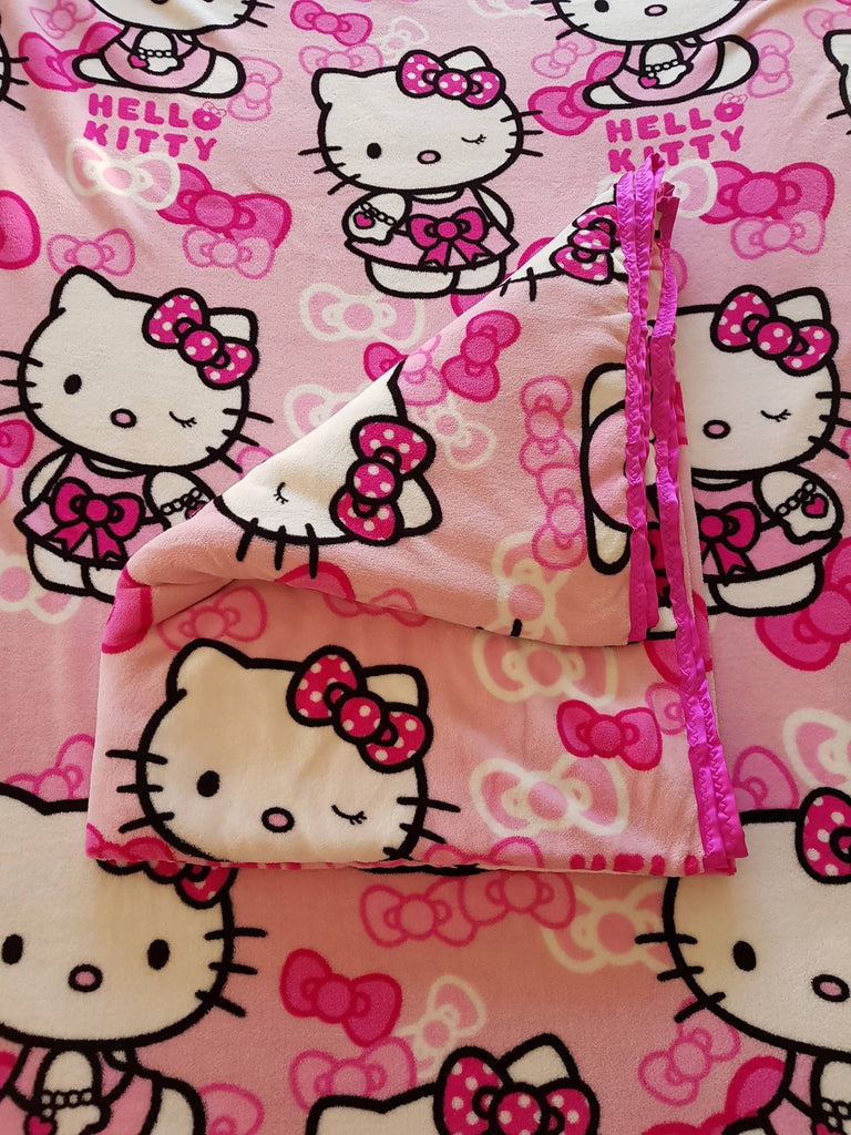 Fleece Blanket Hello Kitty - Large