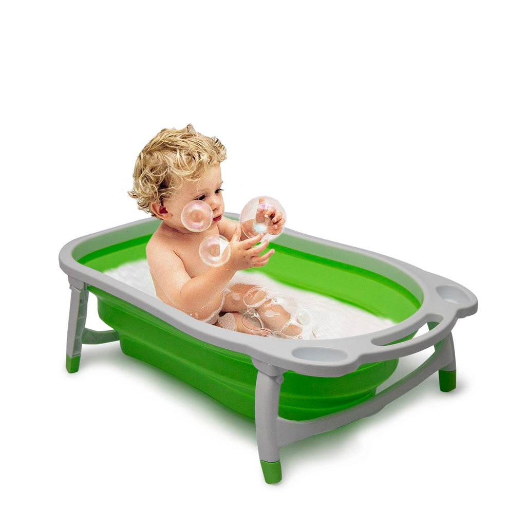 Nuovo - Folding Bath Temp Plug - Green
