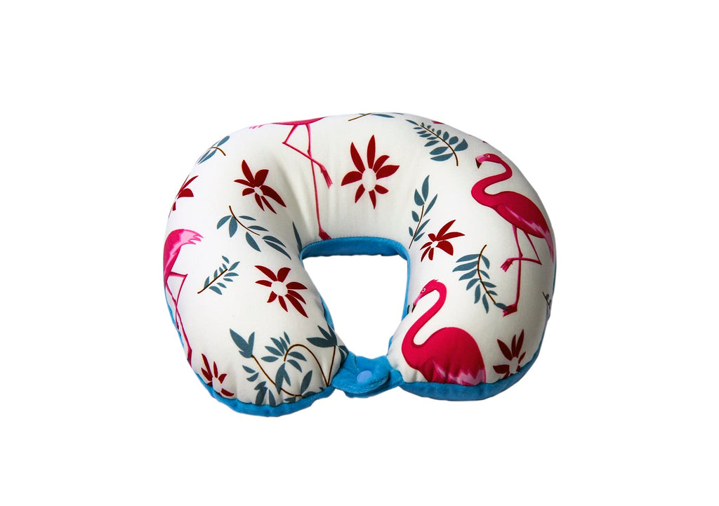 Medoodi Neck Cushion - Flamingo
