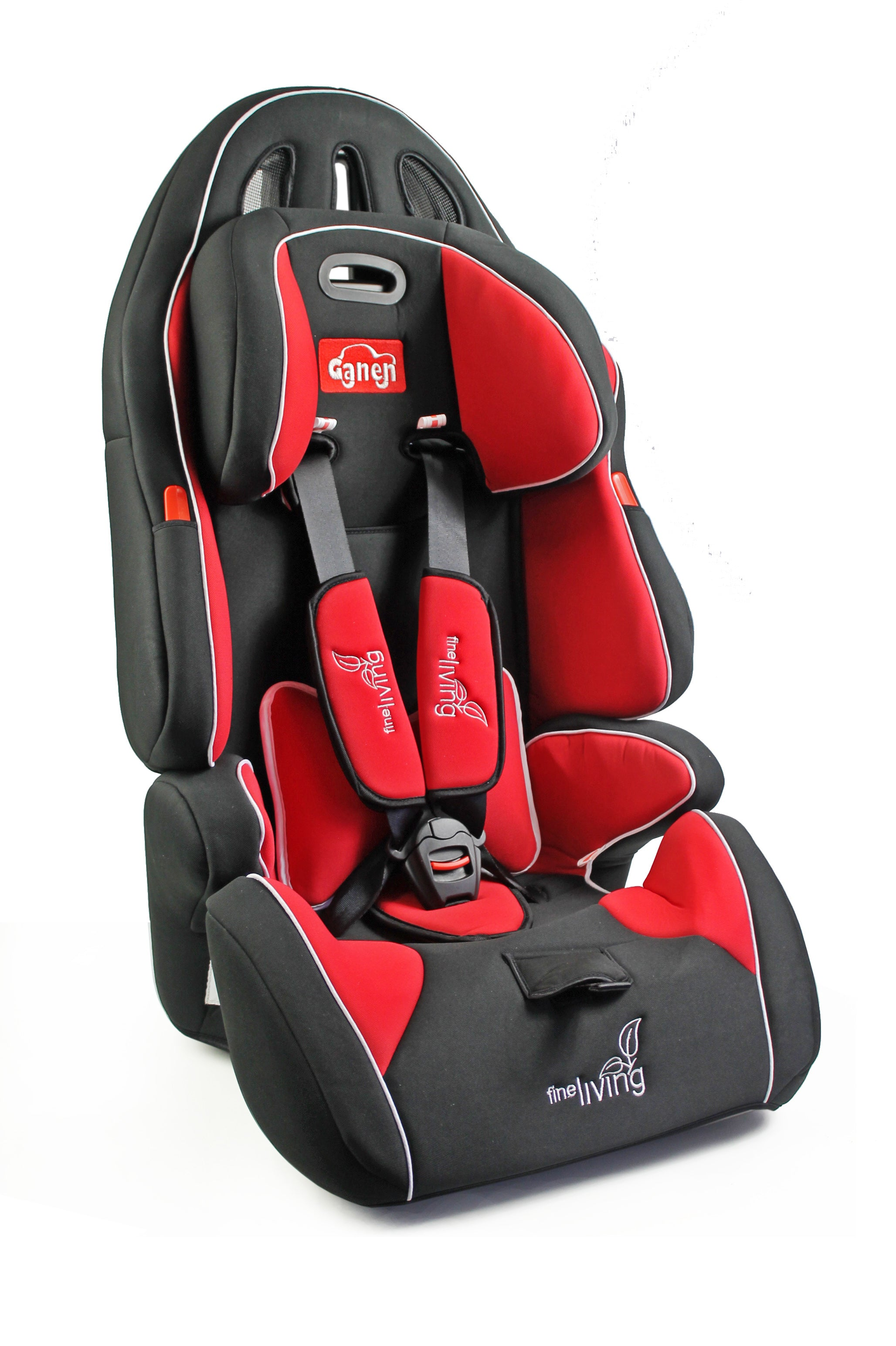 Baby Car Seat - Red