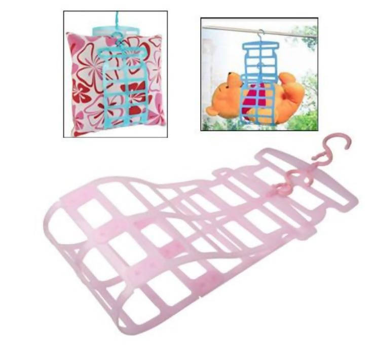 Drying Rack Holder Pillows Dolls
