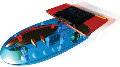 Solar Car Oxford - Kids Educational Outdoor Toys Gifts