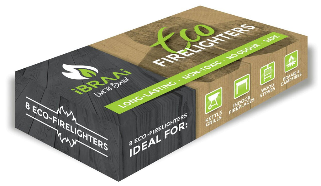 iBraai Eco Firelighters
