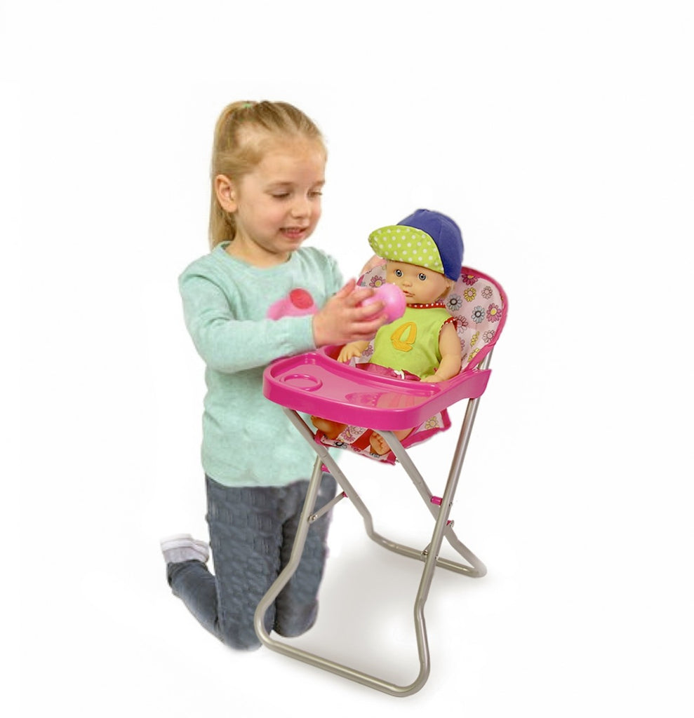 Jeronimo Doll High Chair