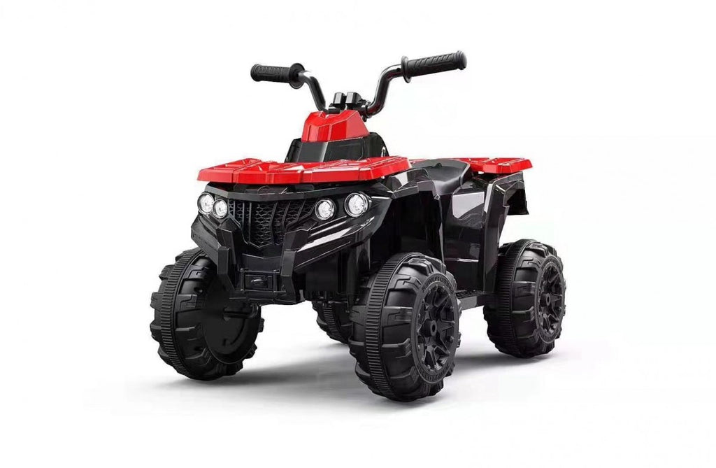 Jeronimo - Dune Racer Quad - Red
