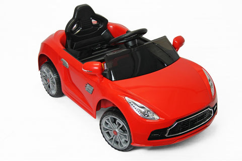 Jeronimo – Striker Speed Car – Red