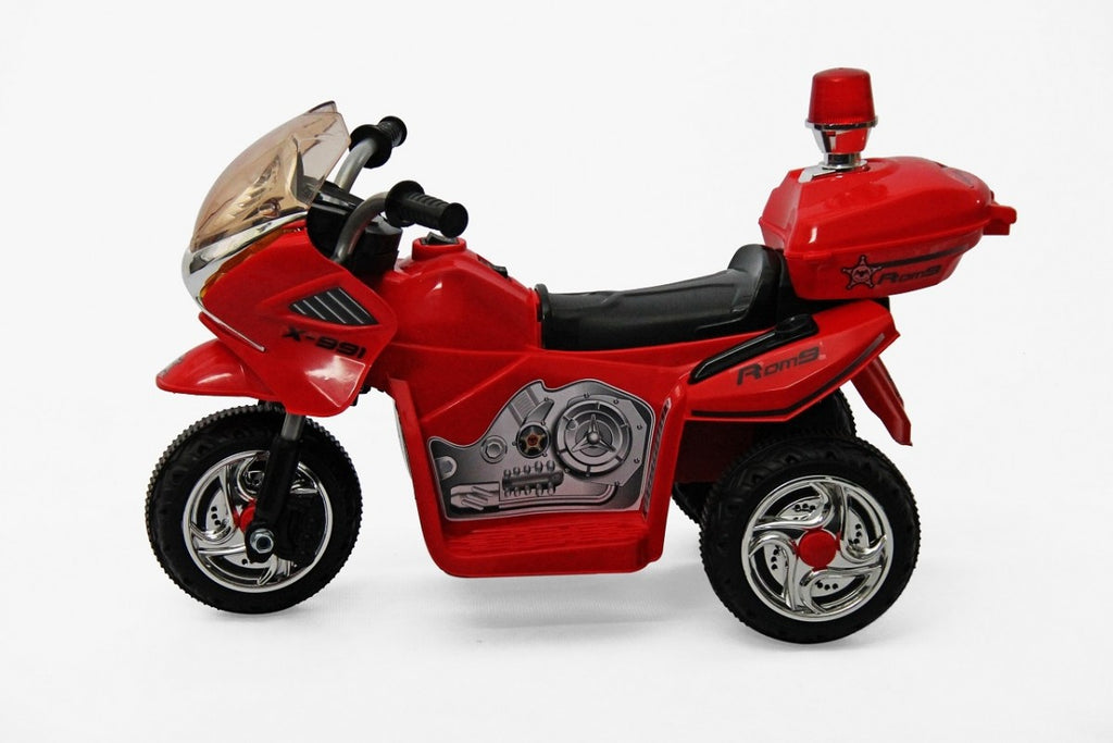 Jeronimo - My First Police Bike - Red