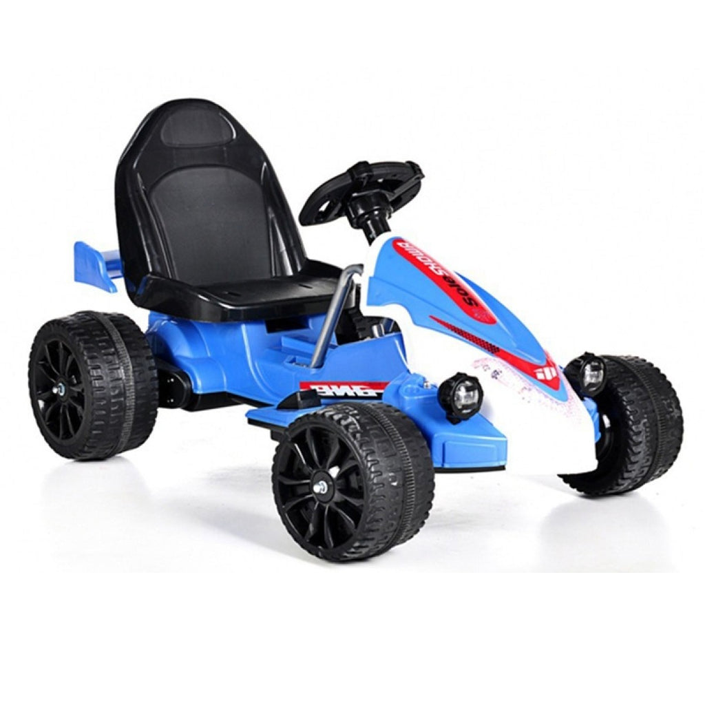 Jeronimo Go Kart - Blue