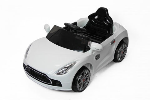 Jeronimo – Striker Speed Car – White