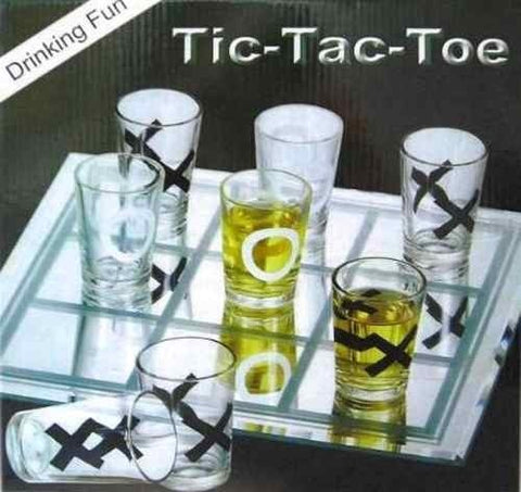 Bundle Deal ~ Take 2 - Glasses - Tic-Tac-Toe