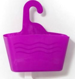 Storage Caddy Basket Plastic Organiser- Hook over
