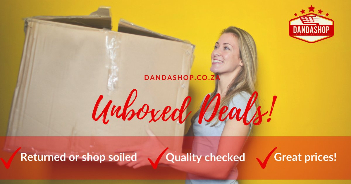 dandashop unboxed deals