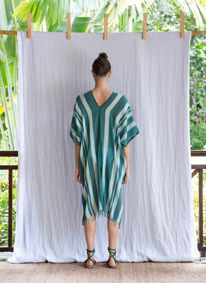 ANGELA KAFTAN - DARK GREEN