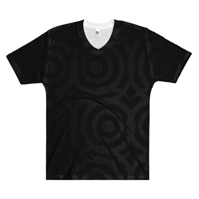 Moearth All-Over Print  -  GCBB Vneck Tshirt