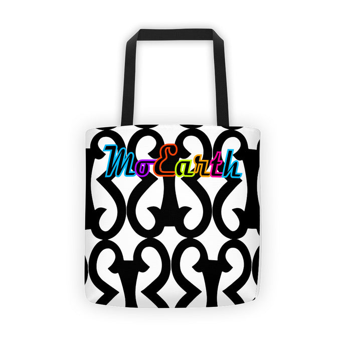 Moarth Lux All-Over Tote - RSH