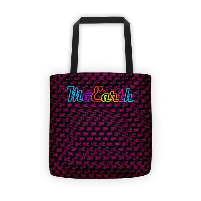 M Lux All-Over Tote - BVLP