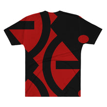 Moearth All-Over Print  -   CLD Vneck Tshirt