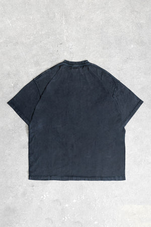 ROPE BLACK WASHED T-SHIRT