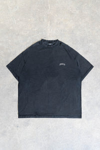 ESSENTIAL CAPSULE BLACK WASHED T-SHIRT