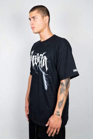 BOLT BLACK T-SHIRT