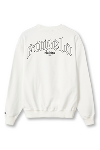 OUT VANILLA CREWNECK