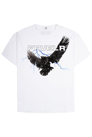 EAGLE WHITE T-SHIRT