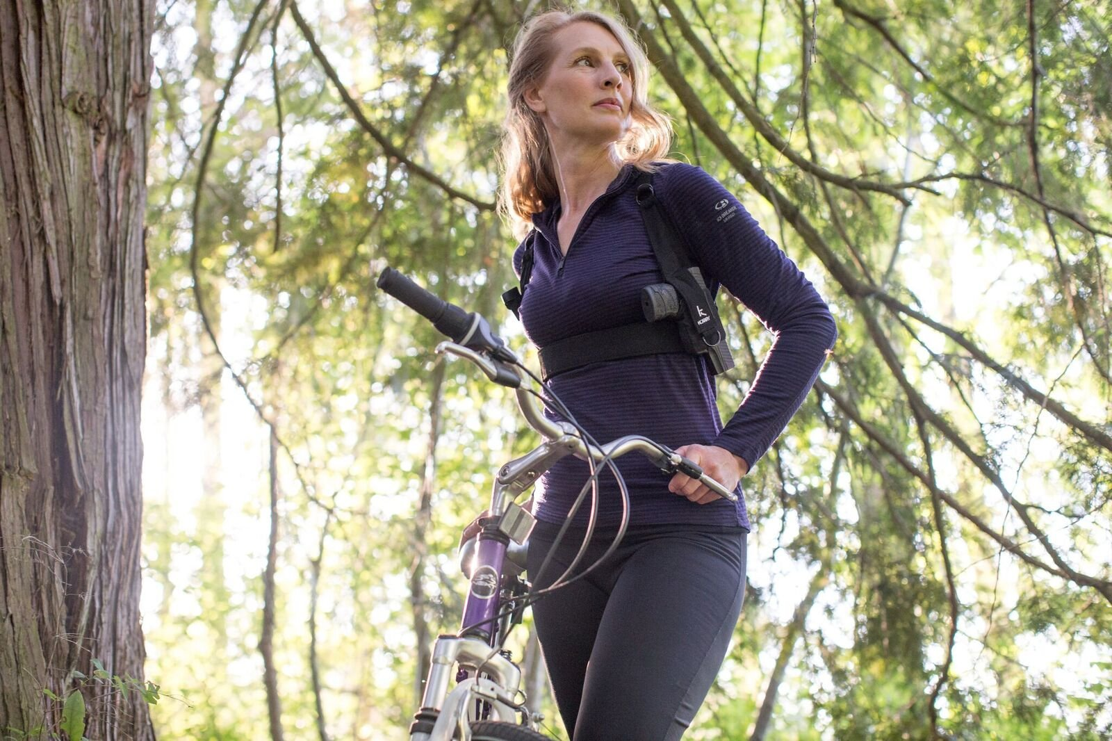Safe Concealed Carry Hiking Biking