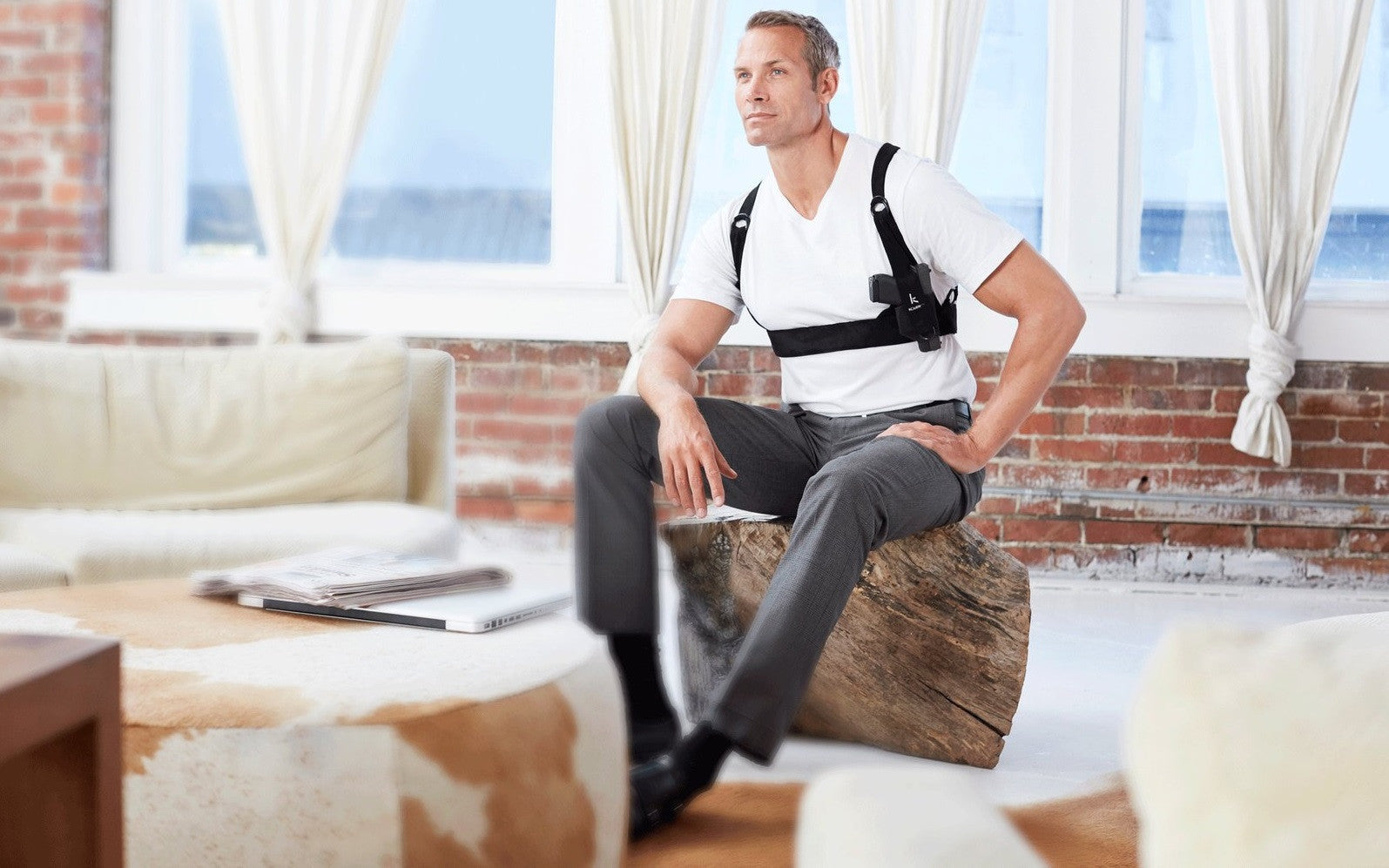 Safe Concealed Carry urban living