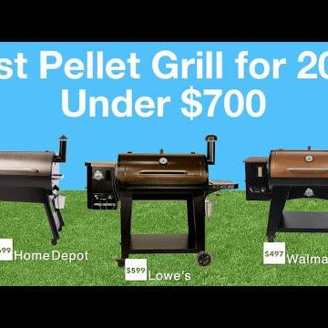 3 Best Pellet Grills In 2020 For Under $700