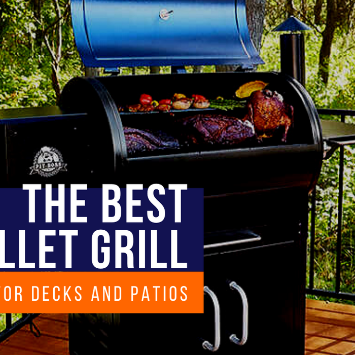 Pit Boss PB700SC Pellet Grill Review