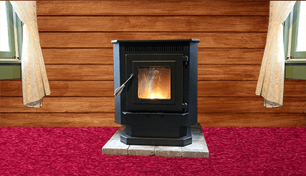 What is the best budget pellet stove?