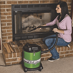 how to clean pellet stove