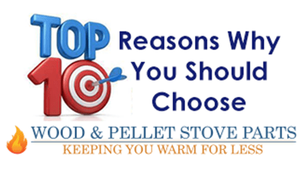 Top 10 Reasons To Buy From Stove Parts For Less!