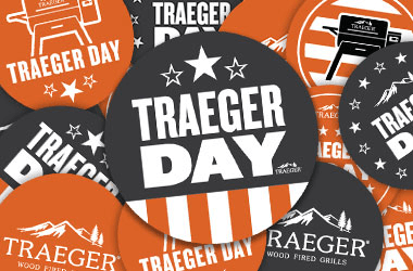 Happy Traeger Day