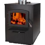 Englander Wood Stoves 28-3500, 50-SHW35 and 50-TRW35