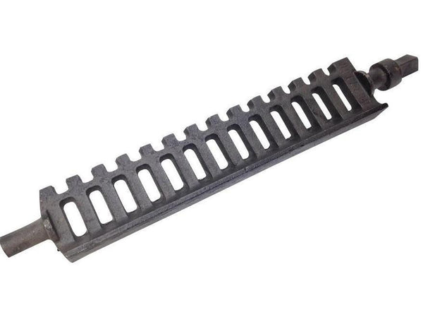 US Stoves Left Shaker Grate For Coal Circulator (40376), 007717R - Stove Parts 4 Less