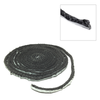 "3/8"" Round Black Medium Density Self Adhesive Gasket - Sold in 5' Increments - (RT 323A) - Stove Parts 4 Less"