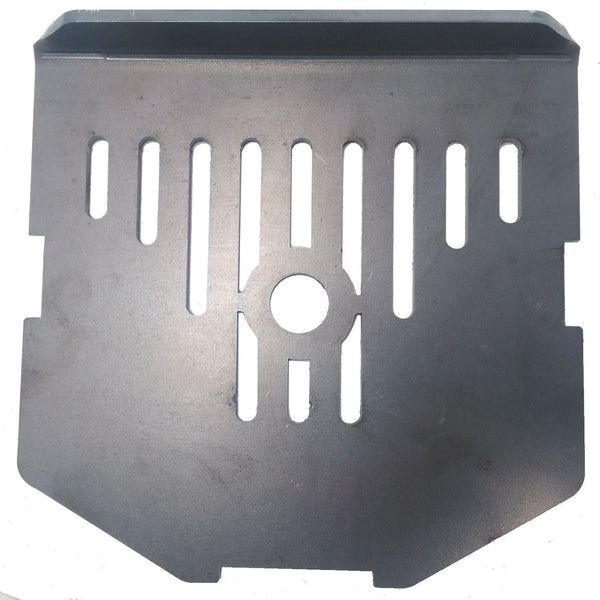 Harman Burn Pot Front Plate for PC45, 2-00-724107