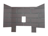 Lopi & Avalon Cast Iron Firebrick, 250-00536 - Stove Parts 4 Less