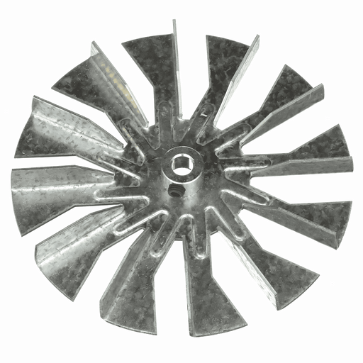 "Harman 5"" Single Paddle Blade Impeller for Many Models, 3-20-40985 - Stove Parts 4 Less"