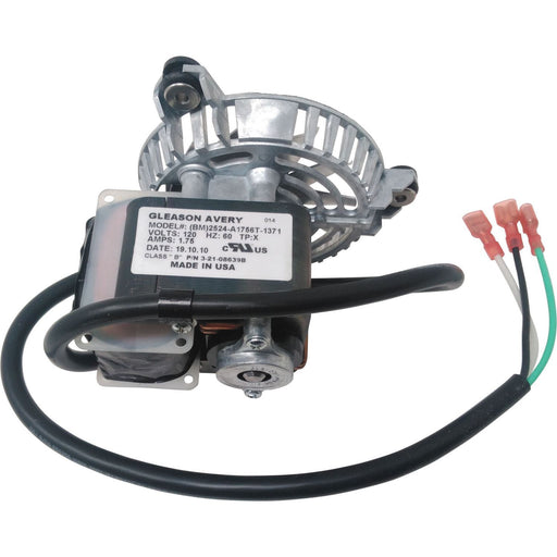 Harman Combustion Exhaust Fan Blower, 3-21-08639