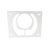 Harman Ceramic Insert Plate Gasket Fits Many Models. # 3-44-237639